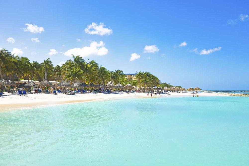 Illustration of Aruba - number 1 of 7