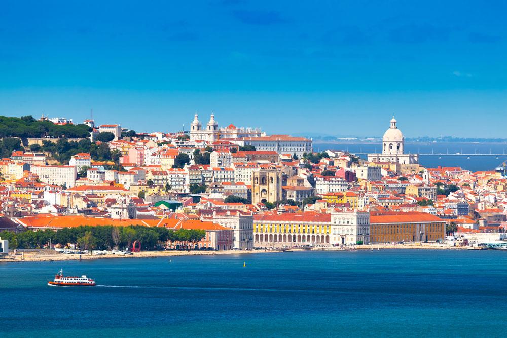 Illustration of Lissabon - number 1 of 4