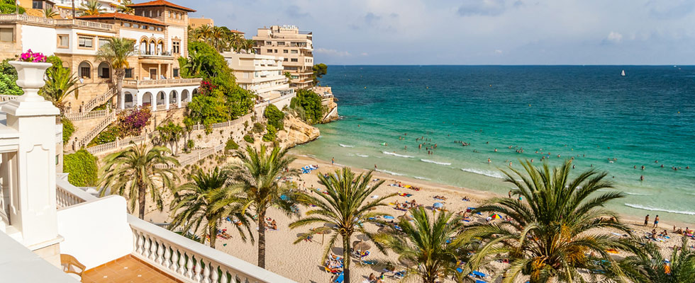 Illustration of Palma de Mallorca - number 1 of 6